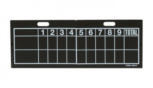 野球スコアボードとは?「B」や「R」などの見方は?おすすめ人気3選も